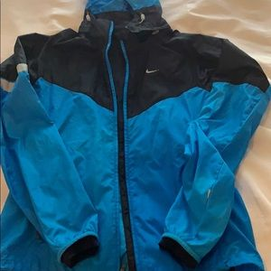82f8cf205e92 Women s Nike Rain Jacket With Hood on Poshmark